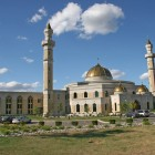 Islamic Center of America. Photo by Sally Howell.