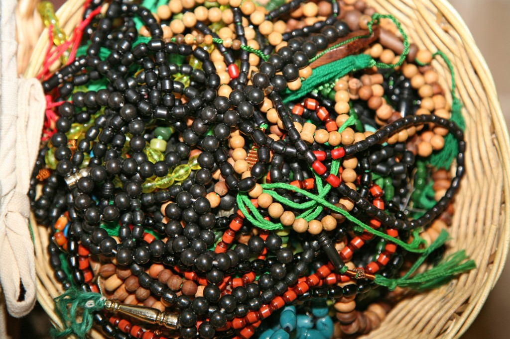 Prayer beads, Islamic House of Wisdom.