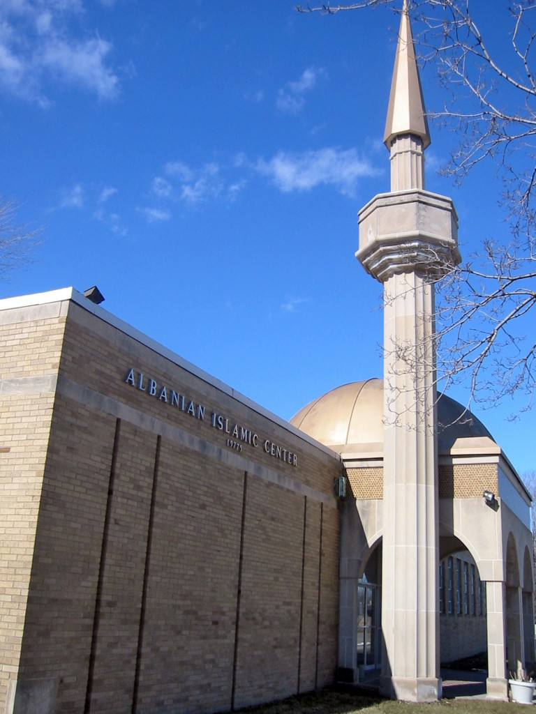 Albanian Islamic Center. Photo by Mucahit Bilici.