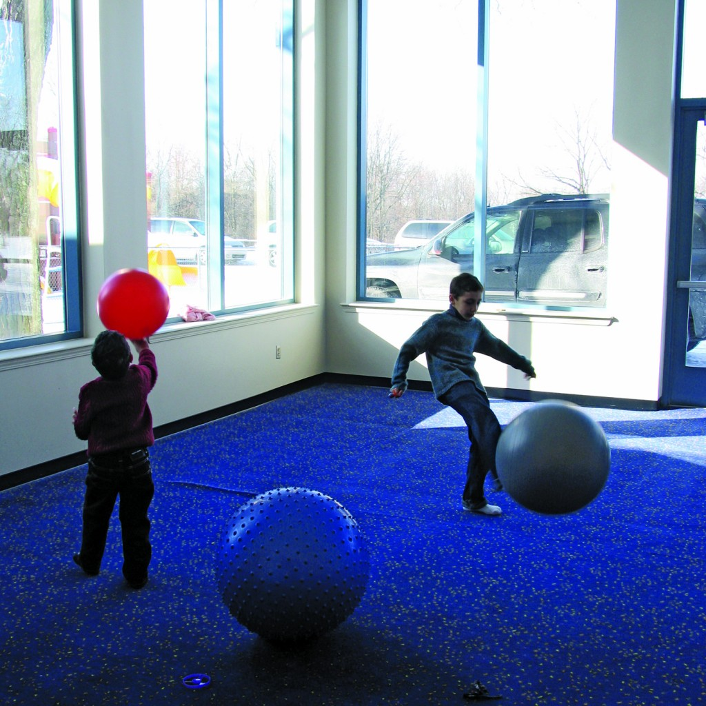 Children's play area, Muslim Unity Center.
