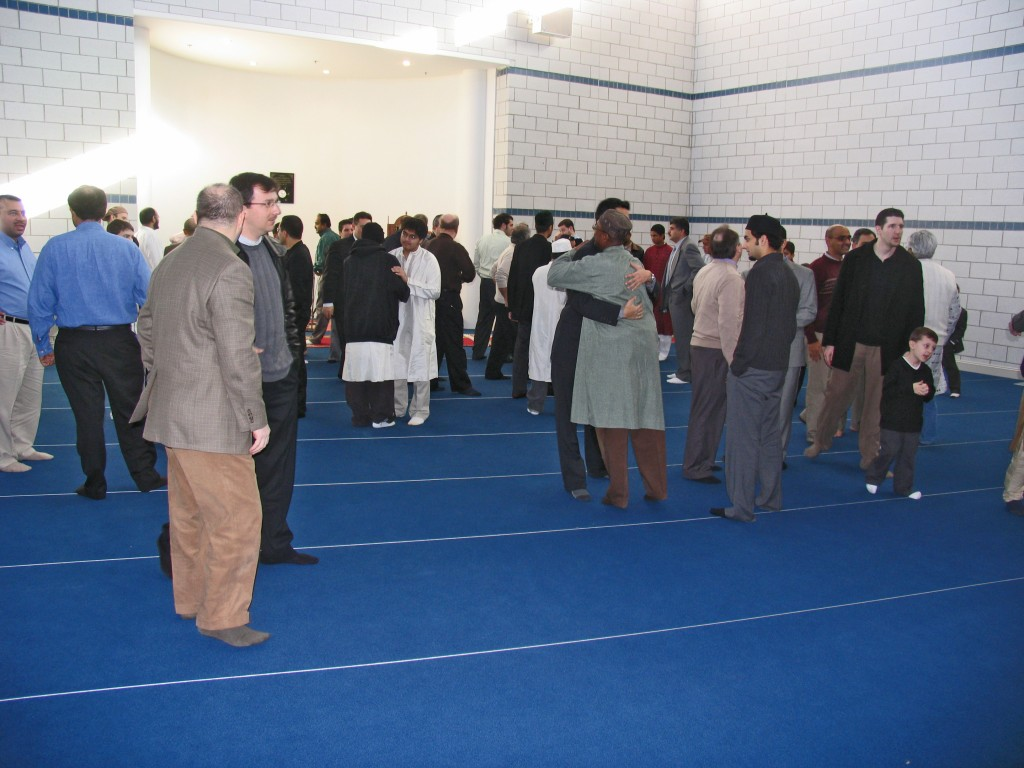 Eid al-Adtha celebration, Muslim Unity Center.