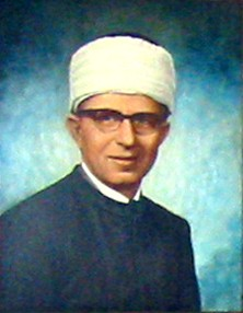 Imam Vehbi Ismael, founder of the Albanian Islamic Center.