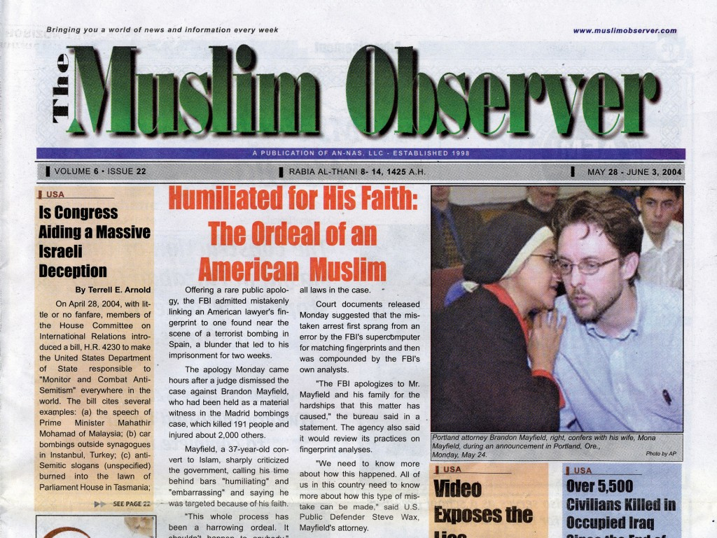 The Muslim Observer
